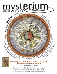 mysterium 2010 summer poster