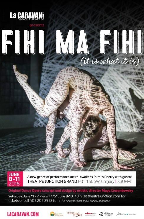 Fihi Ma Fihi - poster2